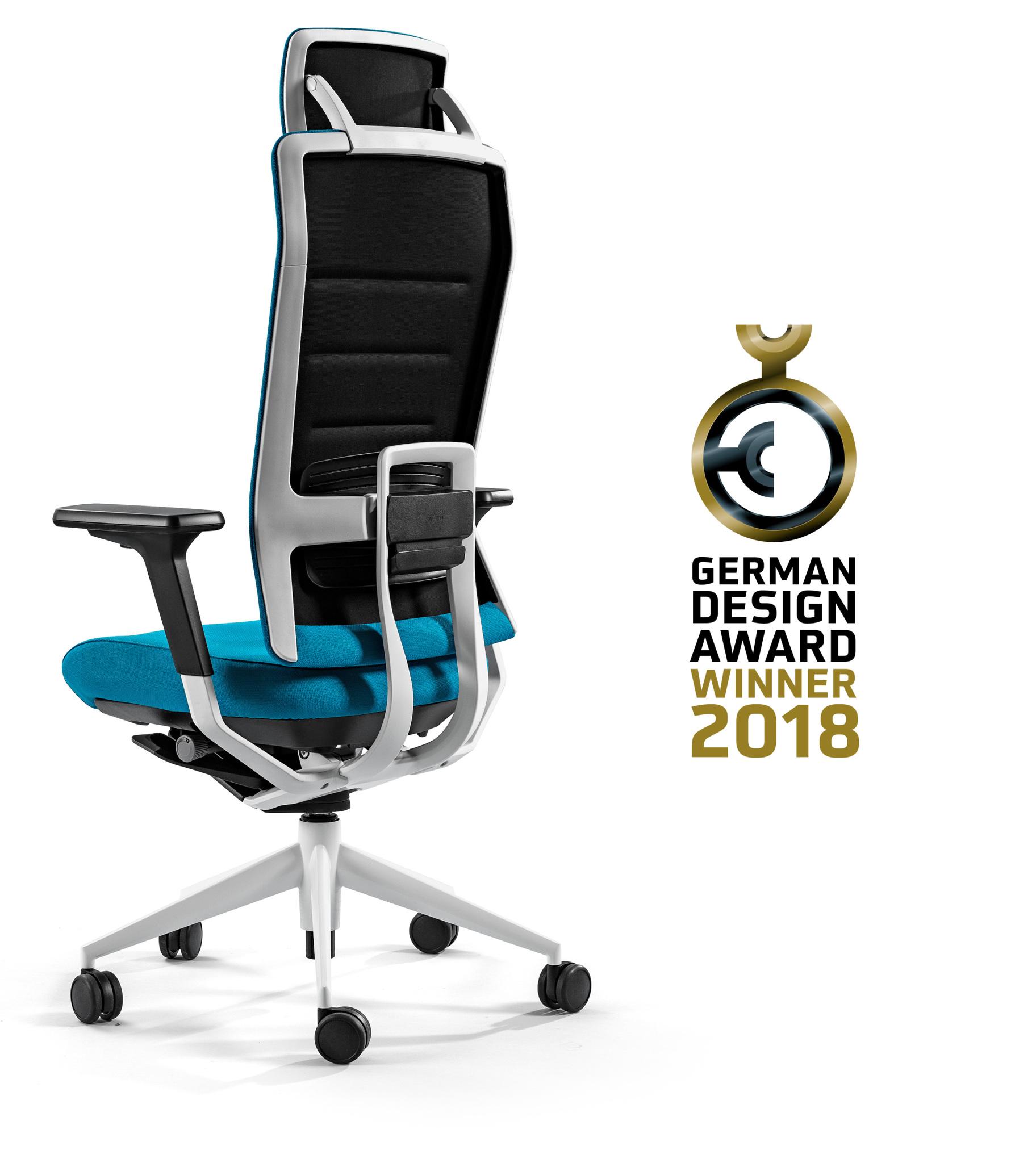 actiu office furniture. Actiu\u0027s TNK Flex Seating, Awarded With The German Design Award - Ergonoma Actiu Office Furniture
