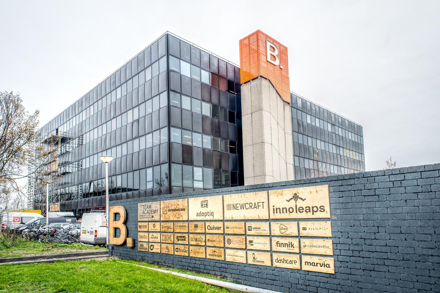 B. Amsterdam : le plus grand écosystème de startups en Europe