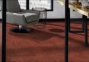 Nouveau revêtement de sol « inspiré » et  « inspirant » du « fait main » « CRAFTED SERIES » Inspirée du tissage artisanal