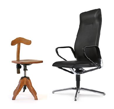 chaise de bureau black sedus particulier
