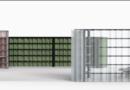 """ BUZZIBRACKS "" – Sheers & Curtains as Modular Architecture"