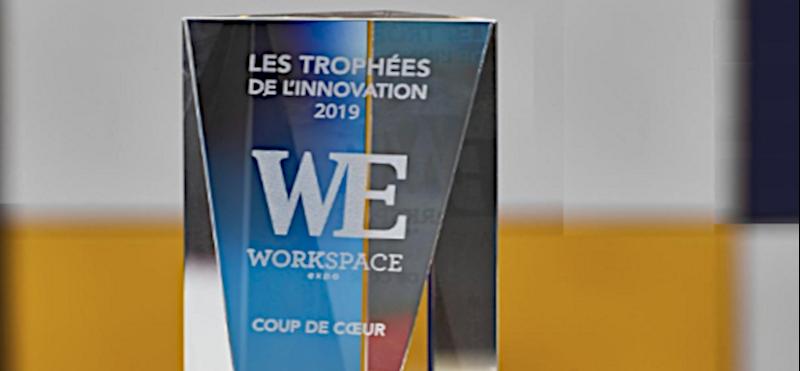 """Remise des Prix des """"Trophées de L'Innovation 2019"""""""
