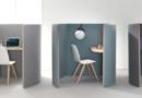 L'environnement en espace  ouvert de La Piazza de Martex : Unassigned desk