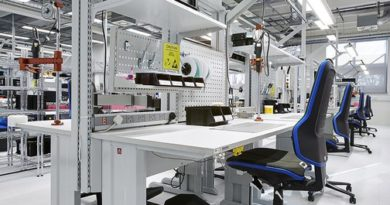 FT Technologies improves efficiency and ESD safety with Treston workstations