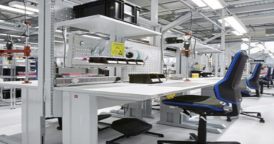 FT Technologies améliore l'efficacité et la sécurité ESD grâce aux postes de travail Treston