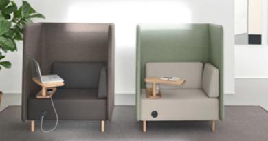 L'environnement en espace  ouvert de La Piazza de Martex : Lounge Area