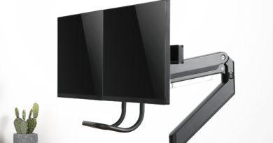 NewStar: des supports d'écran attrayants pour une utilisation ergonomique
